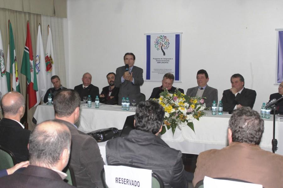 Presidente da AEI participa da Abertura do Seminário de Desenvolvimento Regional da Amplanorte