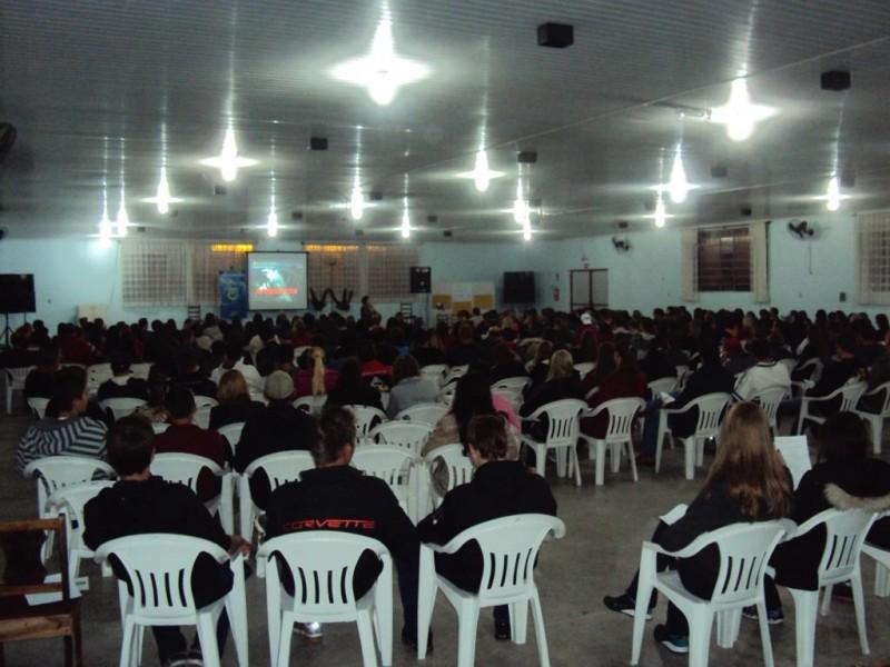 Palestra organizada pela CDL de Itaiópolis foi um grande sucesso