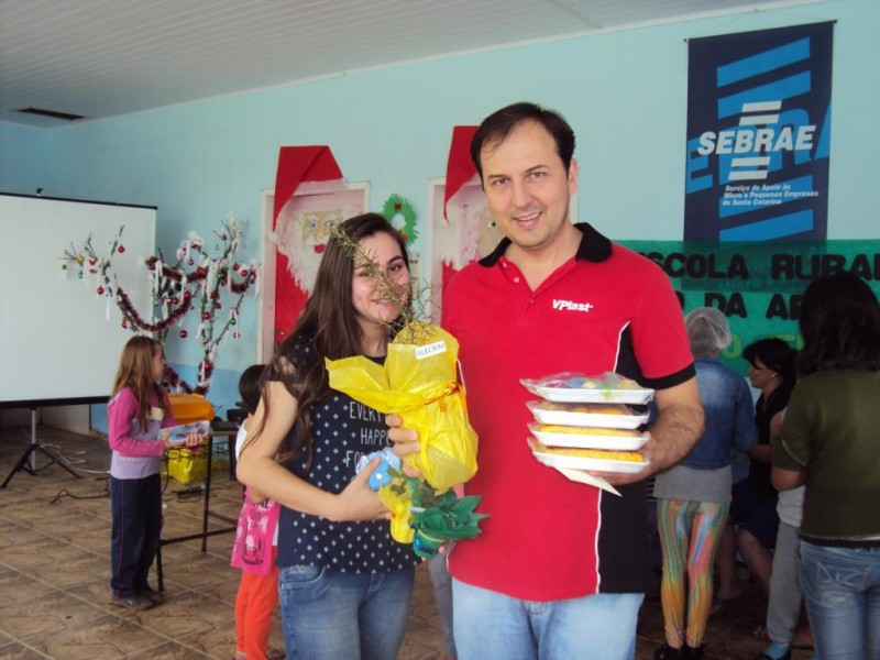 AEI patrocina a Feira do JEPP no Rio da Areia