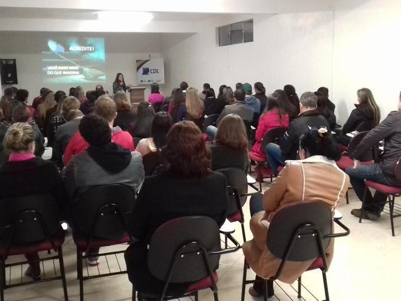 Capacitação Distrital foi um sucesso em Itaiópolis