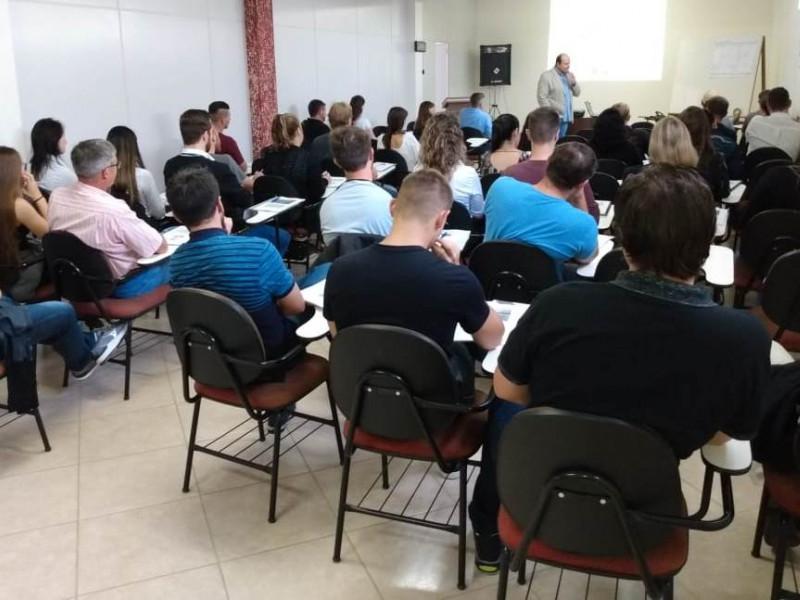 Primeira Turma do PGVE iniciou em Itaiópolis