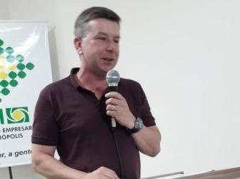 Gilmar Sadloski foi eleito Presidente da AEI e CDL de Itaiópolis