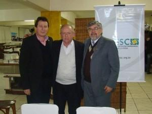 Planalto Norte elege Reinaldo Baechtold Filho para vice-presidente Regional