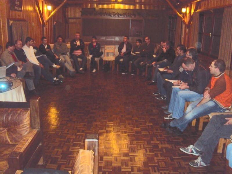 Núcleo Automotivo participa da reunião regional do NEA em Rio Negrinho