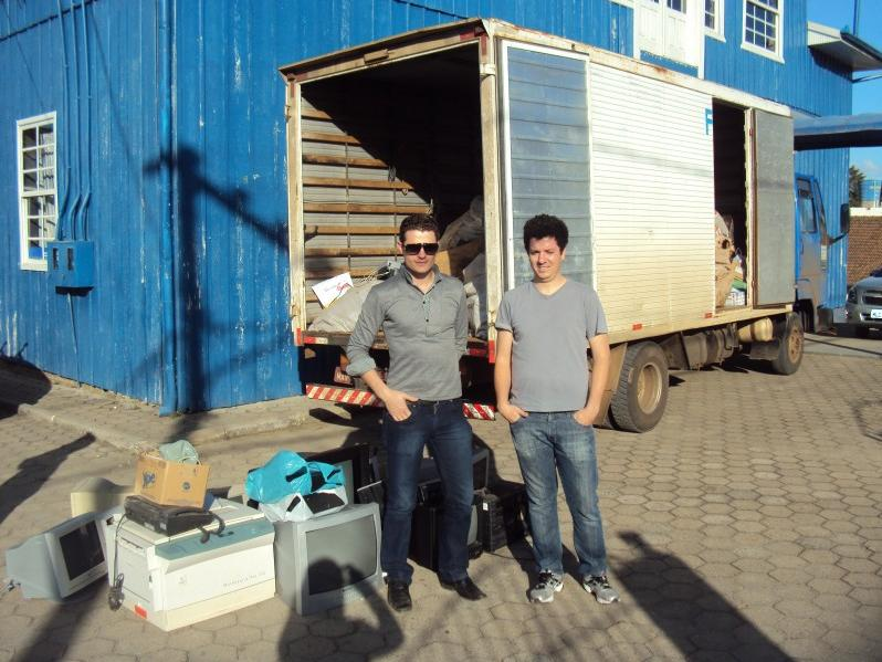 Campanha Recicla CDL aconteceu em Itaiópolis
