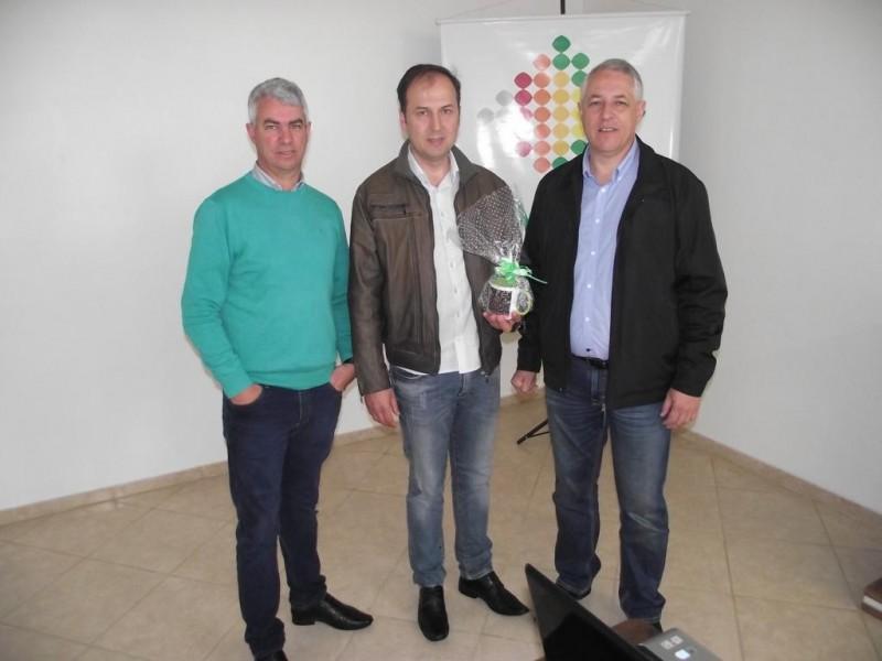 Café Palestra traz história de Empreendedorismo de Homeriton Luiz Martins da Empresa AGM Embalagens