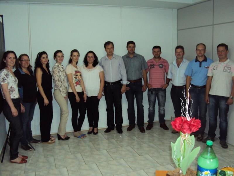 Eleita nova Diretoria da AEI e CDL de Itaiópolis