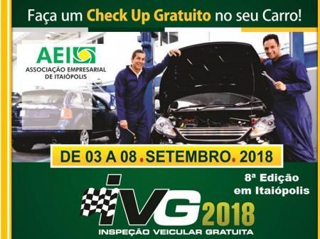 IVG 2018 acontece entre os dias 03 e 08 de setembro em novo formato
