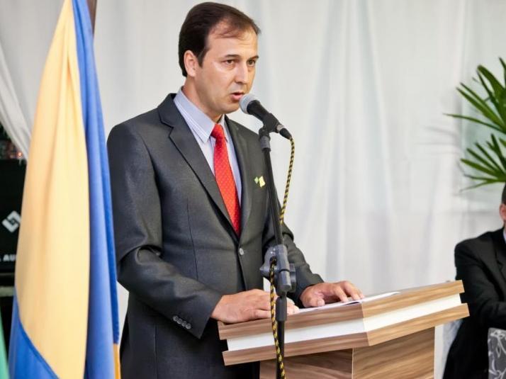 Presidente da AEI e CDL de Itaiópolis é empossado