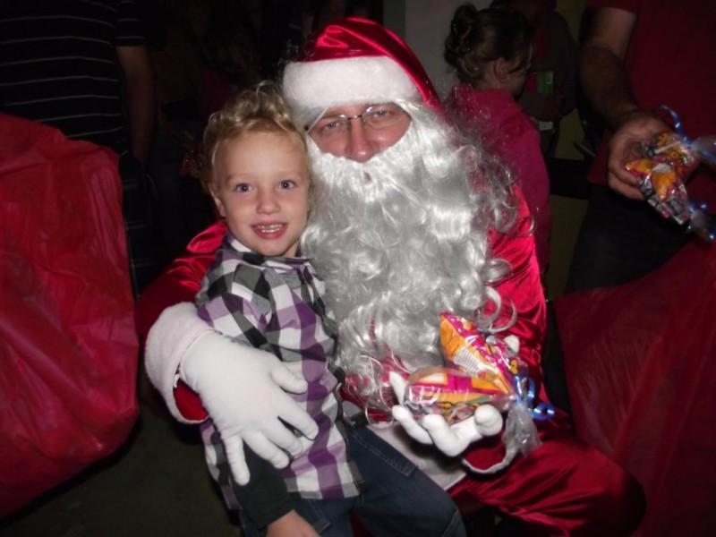 Natal Encantado Polonês em Paraguaçu foi um sucesso