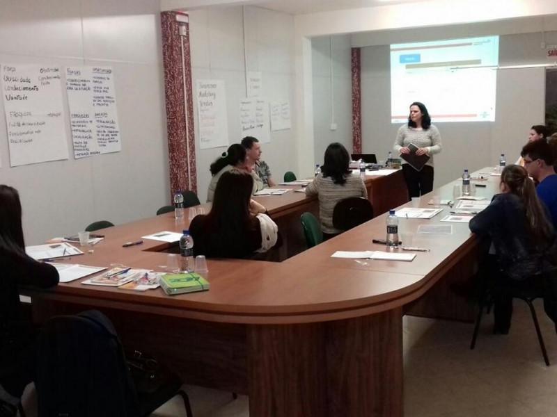 AEI faz Oficina do SEBRAE para Empresários e Candidatos a Empresário