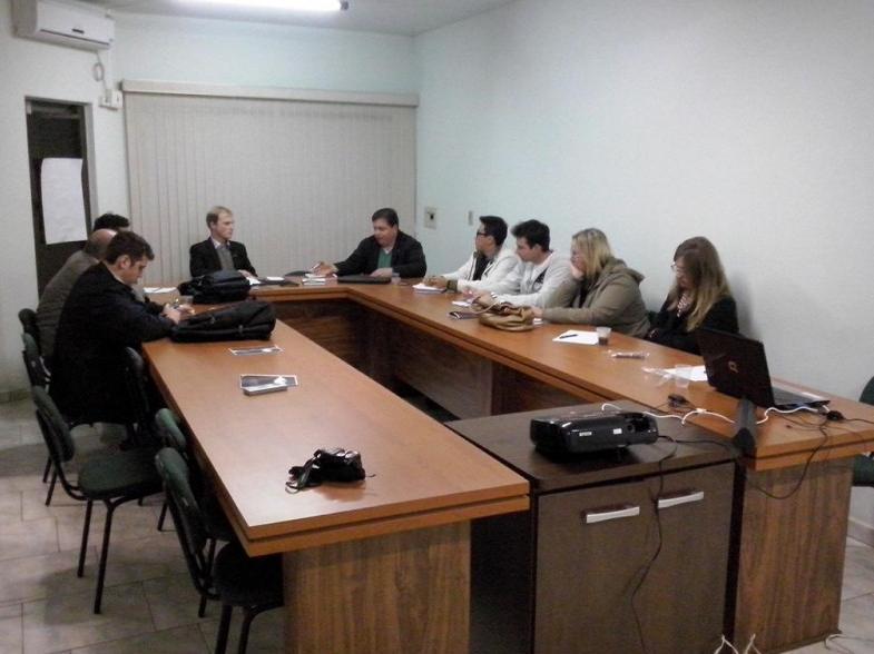 1° Reunião regional do Planalto Norte do Conselho Estadual do Jovem Empreendedor de Santa Catarina - CEJESC aconteceu em Itaiópolis