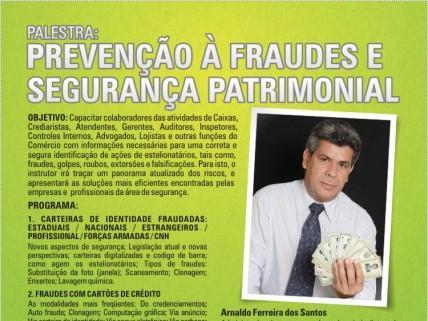CDL de Itaiópolis realiza Palestra Gratuita sobre Fraudes e Golpes